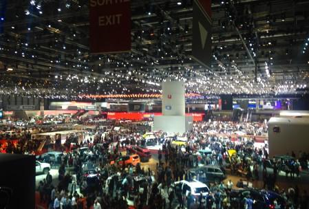 Geneva Auto Salon 2014