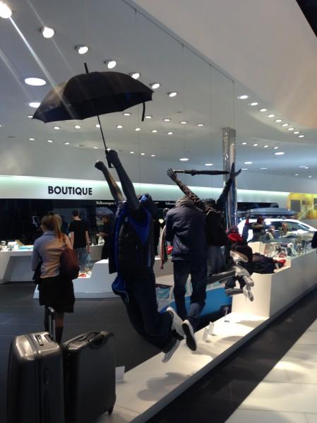 VW Umbrellas